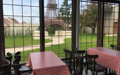 Le Musée et les terrasses du restaurant sont ouverts !