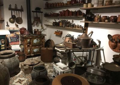 Cuisinière à bois et à charbon 1846