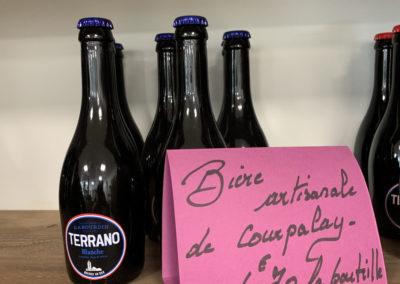 Bière artisanale de Courpalay en Seine-et-Marne