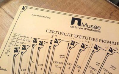 Le nouveau jeu des intrus au Musée !