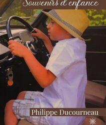 Souvenirs d'enfance – séance de dédicaces avec Philippe Ducourneau